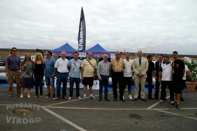 II Feria Náutica en el Puerto de La Cruz