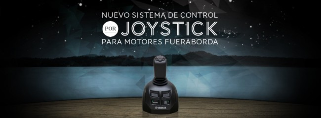 Nuevo Sistema de Control Joystick motores Fuerabordas