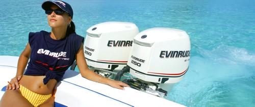 (Español) Motores Evinrude E-TEC