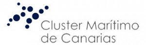 Logo cluster marítimo canarias