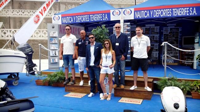 Náutica y Deportes Tenerife en el Puerto Deportivo de Garachico