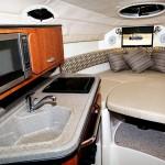 Stingray 250cs - cabina