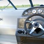 Stingray 250cs - tablero