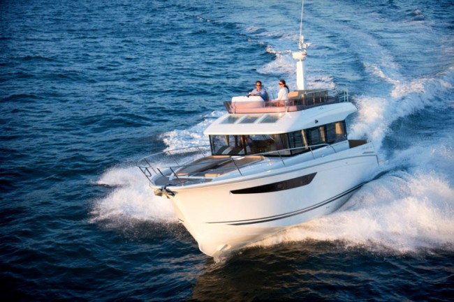 Voyage 42, nuevo modelo de Jeanneau