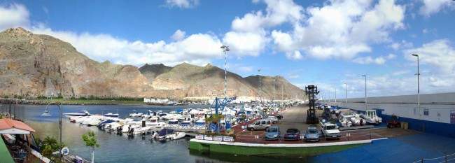 Situación del sector náutico en Canarias