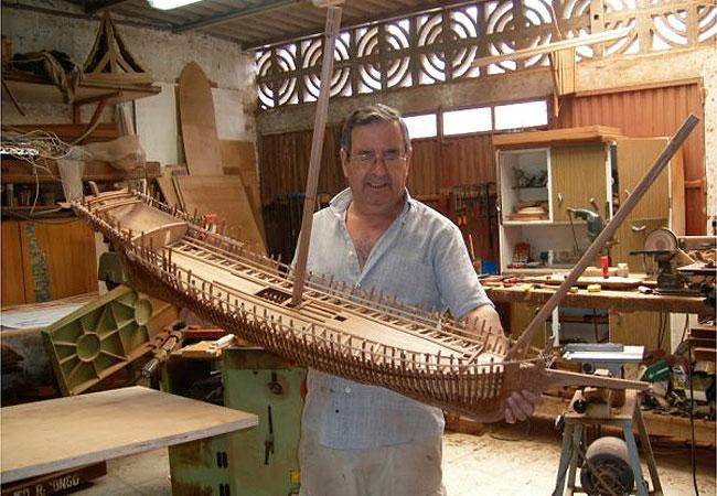 Homenaje a D. Rigoberto González