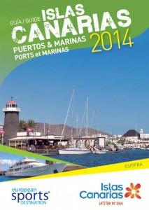 Portada Guía de Puertos Deportivos y Marinas Islas Canarias 2014