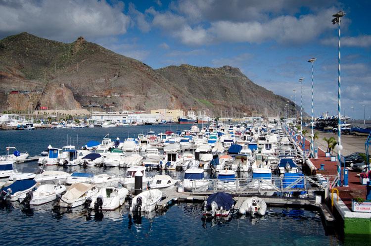 Puerto Deportivo Marina Tenerife
