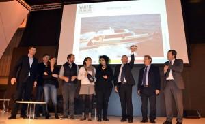 Premio barco a motor del año Francia 2013