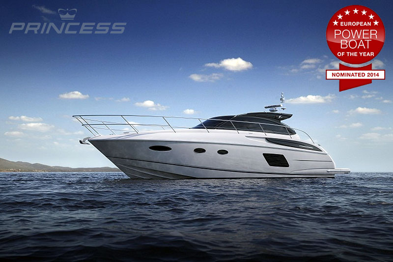 Yate Princess V48 Open