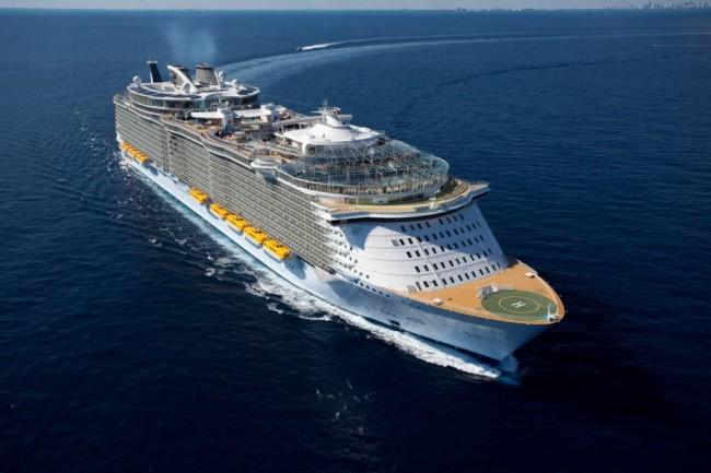 Los 10 cruceros más grandes del mundo