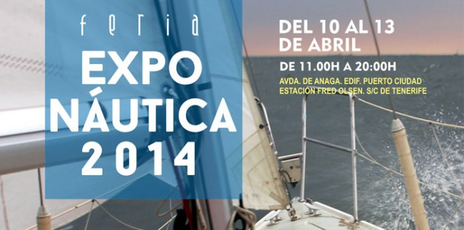 Exponáutica para los amantes del mundo náutico de Tenerife