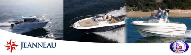 (Español) Barcos nuevos Jeanneau en exposición próximamente