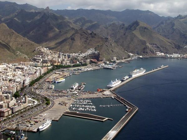 Puerto Santa Cruz de Tenerife Exponáutica 2014