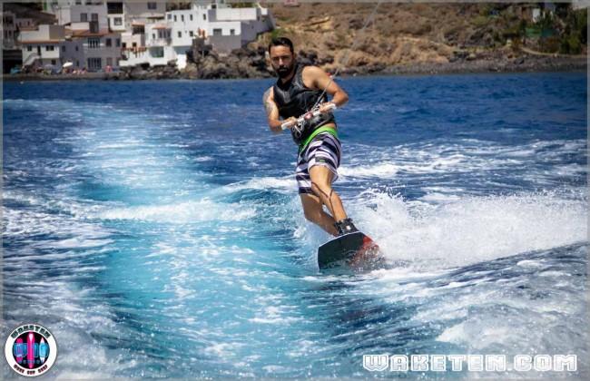 Qué necesitas para practicar esquí náutico o wakeboard