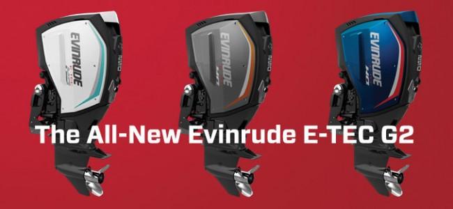 Evinrude E-TEC G2 se posiciona entre los mejores fueraborda