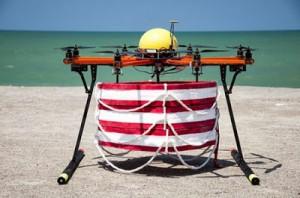 drone salvavidas Pars