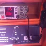 Radio a bordo de