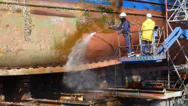 Prepara tu barco para el invierno con una limpieza intensiva