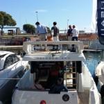 Feria náutica barcelona - Jeanneau Velasco 43F