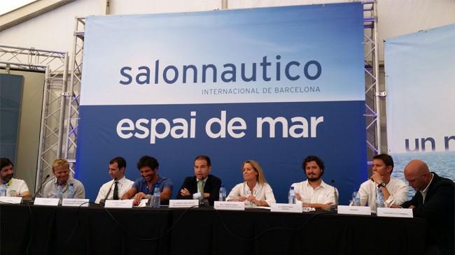 (Español) El Salón Náutico Barcelona 2014 acaba con buenas vibraciones