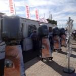 Feria náutica barcelona - motores Yamaha