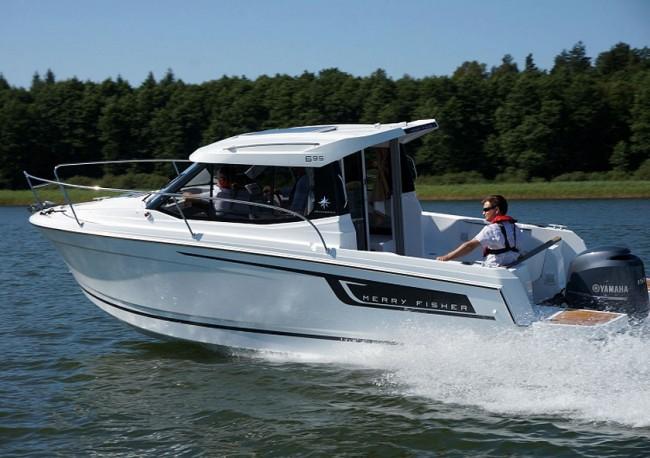 Nueva apuesta de Jeanneau: la Merry Fisher 695 Marlin