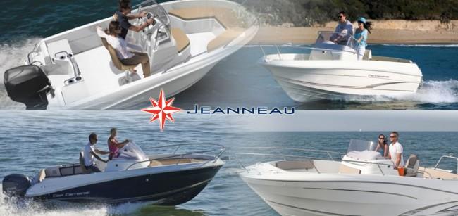 ¡Nuevos barcos Jeanneau, próximamente en Náutica y Deportes Tenerife!