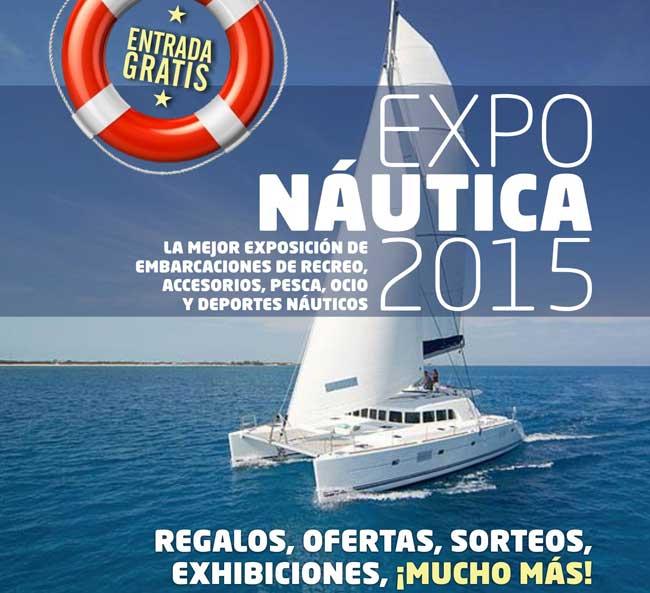 (Español) Náutica y Deportes Tenerife en la Feria Exponáutica 2015
