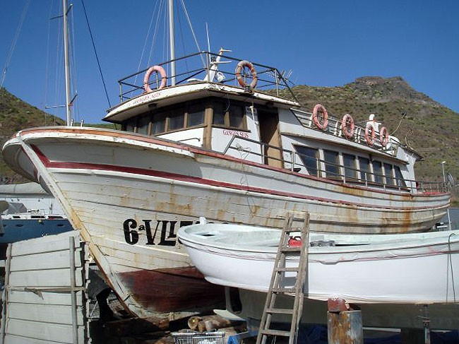 Oferta especial barco 20 metros