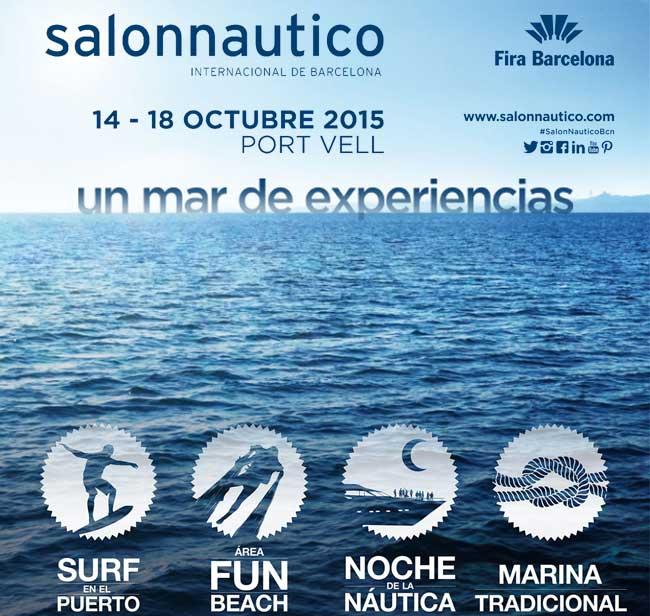 Entra gratis al Salón Náutico de Barcelona 2015
