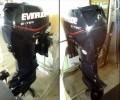 (Español) Motor Evinrude E-TEC E40DPLS