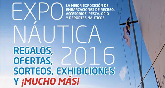 Ven a Exponáutica 2016, la feria náutica de Tenerife