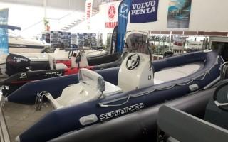 (Español) Bombard Sunrider 550 + Motor Yamaha F70