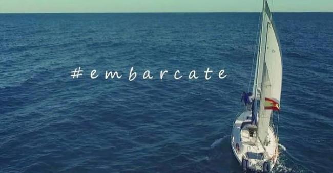 Campaña de promoción de la náutica #embárcate