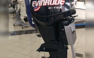 Motor Evinrude E-TEC 115 HP