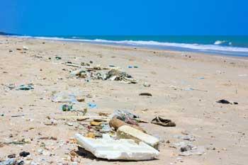 Plásticos-en-la-playa