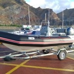 Zodiac Pro 550 Touring - 3