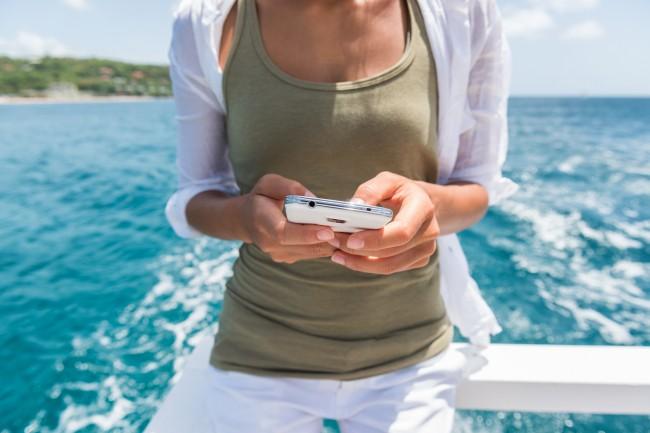 (Español) Aplicaciones náuticas para una buena navegación