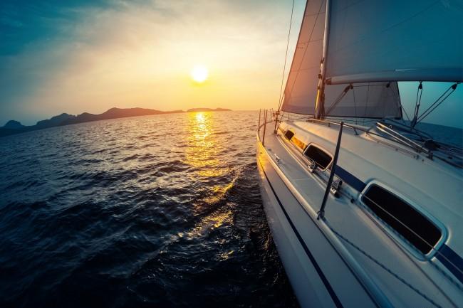 Conoce las ventajas de navegar en invierno