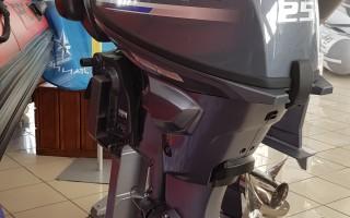 (Español) Motor Yamaha F25GMHL
