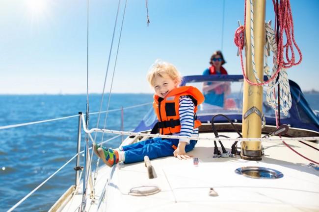 Razones para empezar a salir a navegar