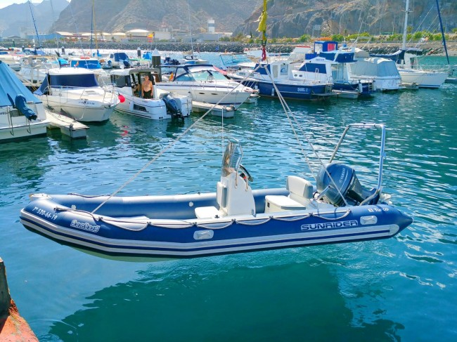(Español) Entregamos una Bombard Sunrider 550 + Yamaha F70