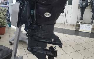 (Español) Motor EVINRUDE E50DPLSDA