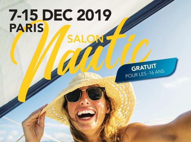 Descubre las novedades del Salón Náutico de París 2019