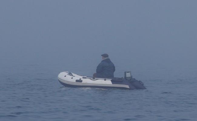 ¿Cómo navegar en condiciones de baja visibilidad?