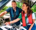 (Español) Yamaha Motor presenta Helm Master EX: innovación en control y confort