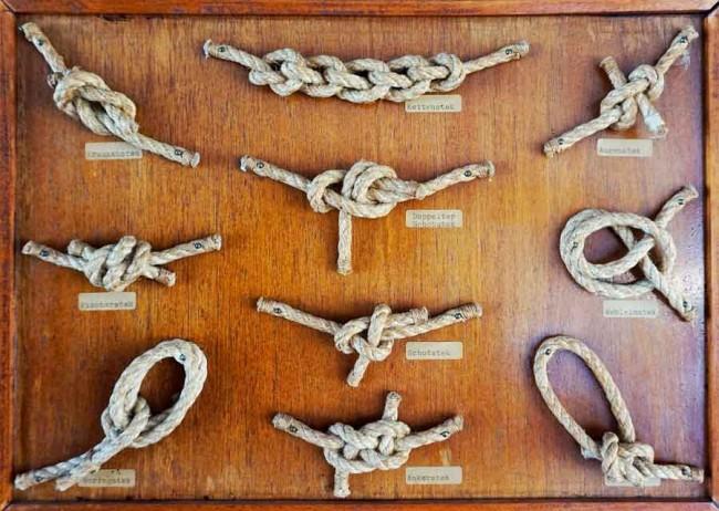 (Español) Los nudos náuticos esenciales para cualquier marinero