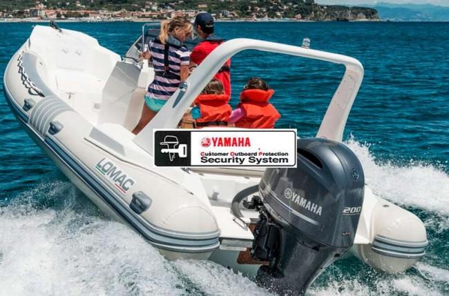 Nuevo inmovilizador para fueraborda Yamaha Y-COP
