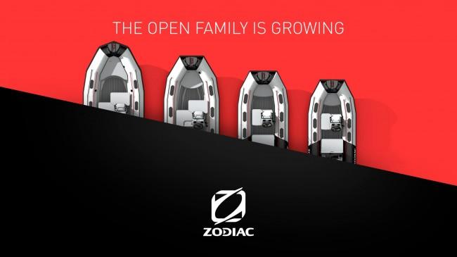 La familia Zodiac Open crece en 2021
